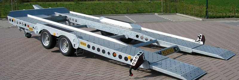 Ifor Williams Ct 177 Autotransporter